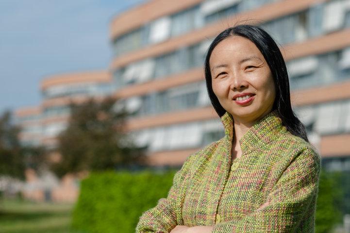 Nadine Zhang